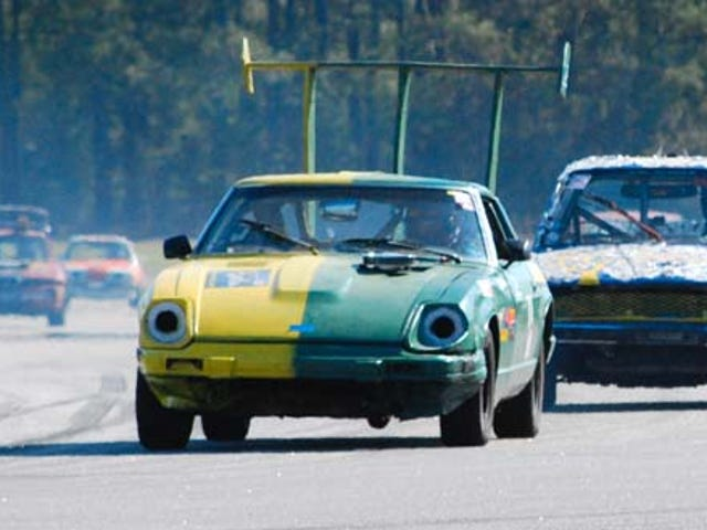 Why Don't Datsun Zs Dominate The 24 Hours Of LeMons?