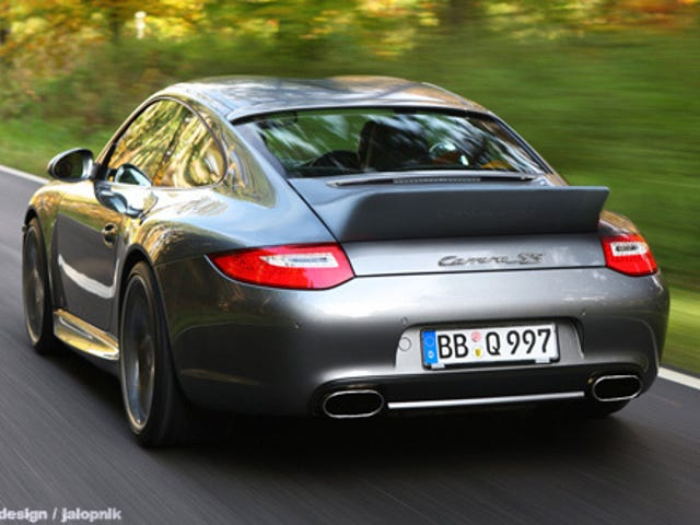 Porsche Supersport: Carrera 4S-Based Super 911 Coming Next Year?