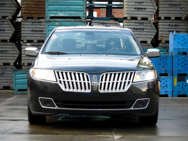 2010 Lincoln MKZ: Part Two