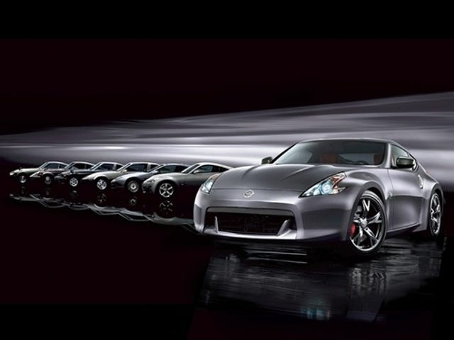 Nissan 370Z 40th Anniversary Edition Celebrates Z-Car History