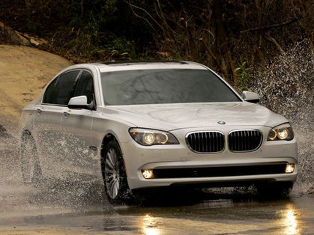 2011 BMW 7-Series Brings Inline-6 Back To U.S. With 315 HP