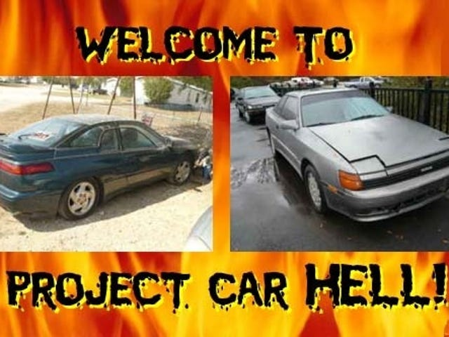 PCH, Japanese AWD Edition: Subaru SVX or Toyota Celica Turbo 4WD?