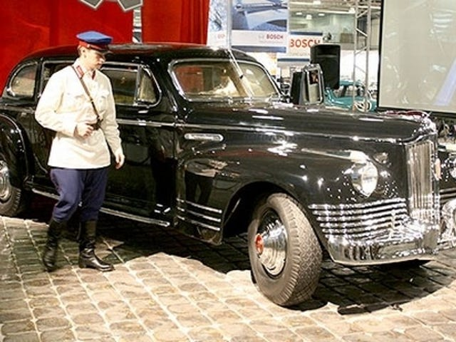 Joseph Stalin's Armored Limousines