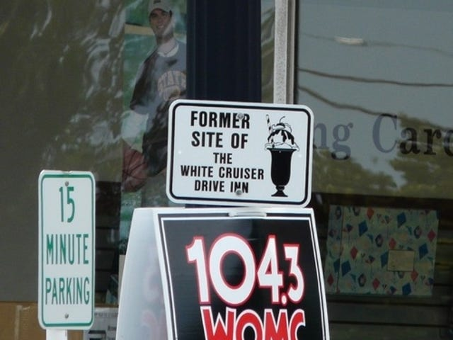 Poorly-Worded Historical Markers Connect Woodward Dream Cruise To Its Past