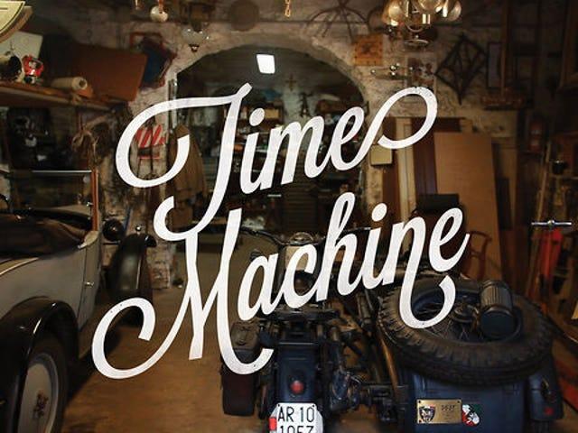 Time Machine - Petrolicious