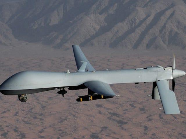 Men Love Drone Strikes More Than Women
