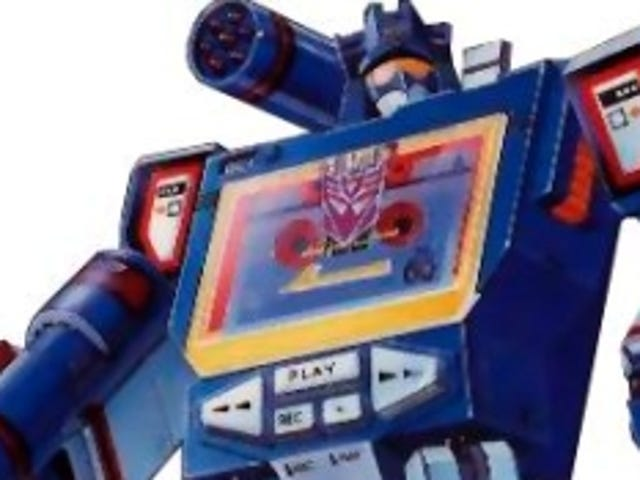 Has The iPod Killed Transformers' Coolest Bad Guy?