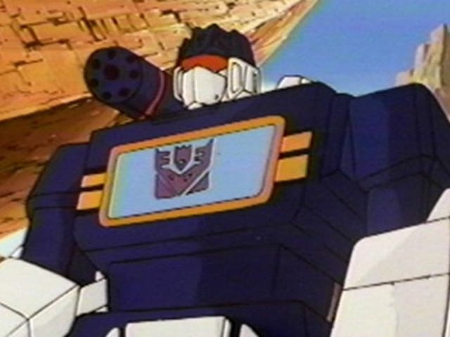 Transformers 2's Soundwave May Sound Familiar