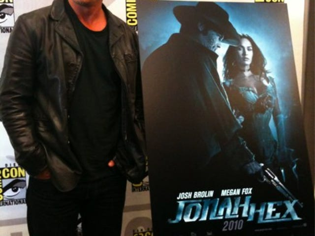 How Jonah Hex's Deformed Face Could Have Cost Brolin His Eye