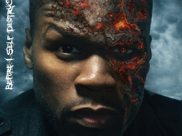 Come With 50 Cent If You Want To Jam: CD Cover Channels Terminator