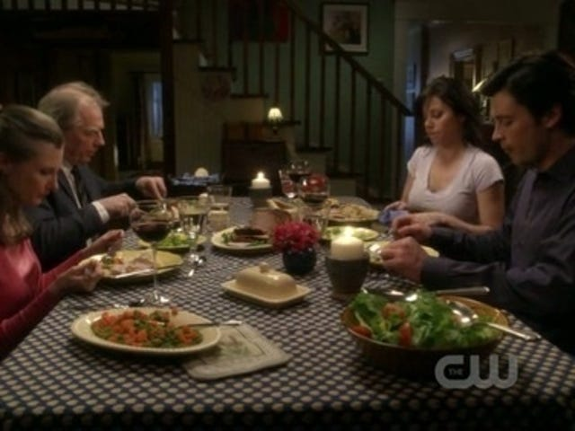 On Smallville, Mother's Day Is A Conspiracy