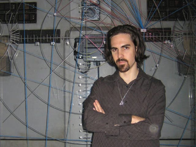 Win a chance to watch Bear McCreary record his next soundtrack
