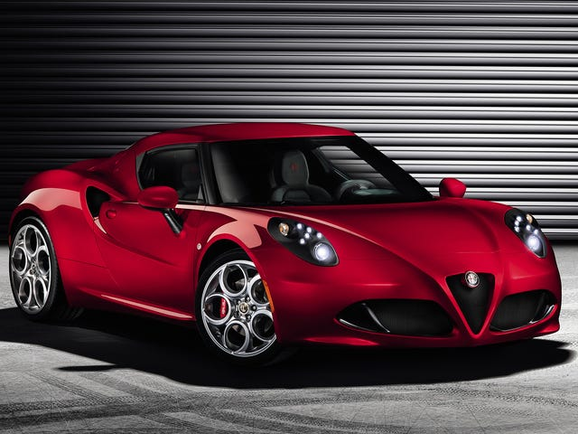 2014 Alfa Romeo 4C: This Is It