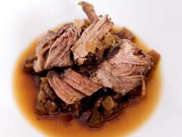 Crock Pot Beef Dinner