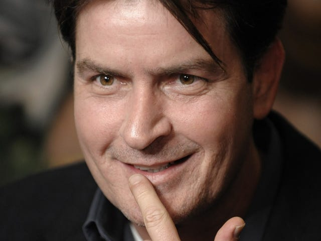 Charlie Sheen Completes Human-To-Meme Transformation In Record Time