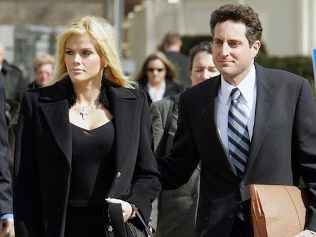Anna Nicole Smith's Boyfriend Found Guilty Of Drug Conspiracy