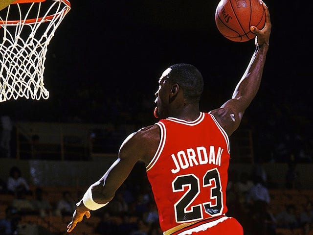 Michael Jordan At 50 Is Citizen Kane Without The Sled