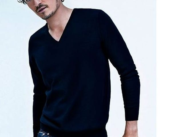 Orlando Bloom And Charlize Theron Shill For Cheap Cashmere Blends