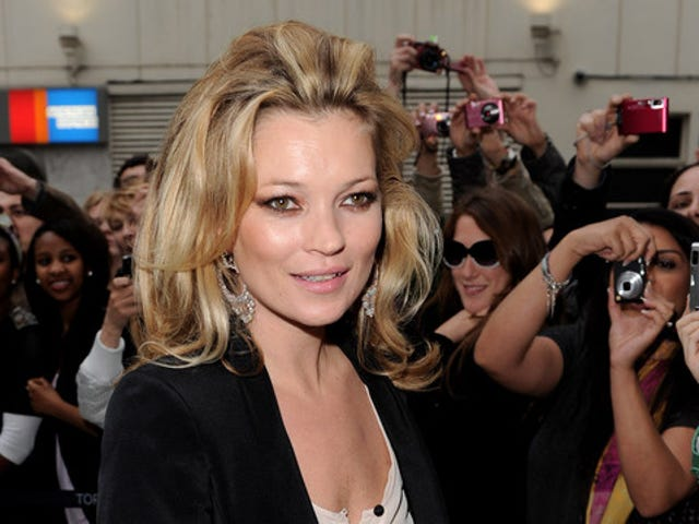 Kate Moss, Anna Wintour, And Shy Fashionistas