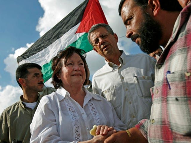 Nobel Laureate Mairead Maguire Also Captured By Israeli In Raid Of Humanitarian Ships Bound For Gaza
