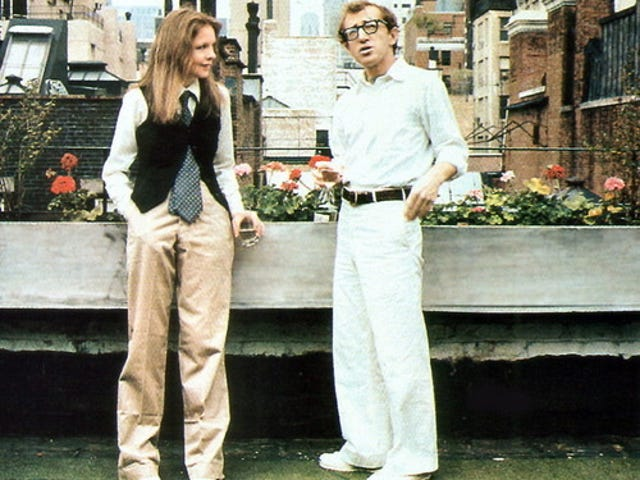 Updated: Annie Hall And Shopping Menswear: A Love Letter