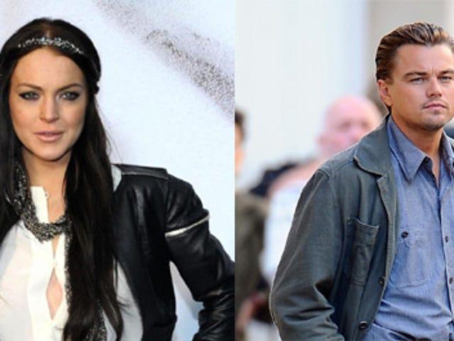 Lindsay & Leo Get Deep; Madonna & Ellen Have A Secret