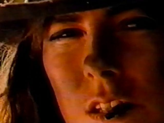 Kathryn Bigelow Is A Bad-Ass Cowgirl In James Cameron's 1988 Music Video