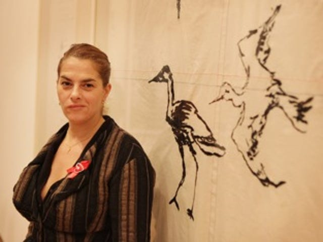 Tracey Emin Reports Mail Harassment