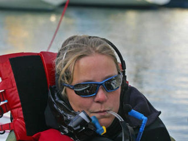 Quadriplegic Woman Completes Solo Sail Around Britain