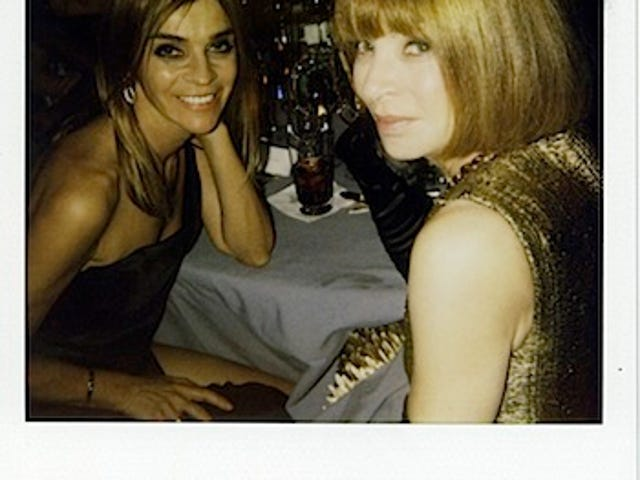 Is French Vogue Editor Pushing Back On Anna Wintour's Media Moment?