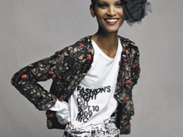 Fashion's Night Out's Celeb Lineup Announced; Tori Clothing Line A Reality
