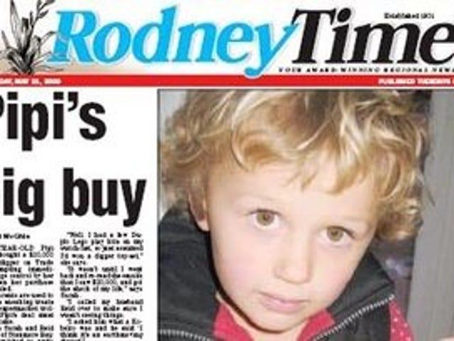 Toddler Buys $12,300 Truck In Online Auction