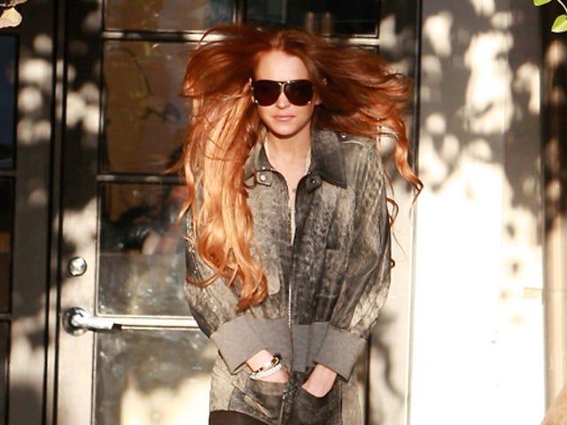 """Lindsay's """"Makeover"""" & """"Meltdown"""""""