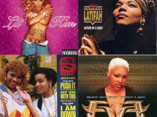 Doesn't Anyone Miss Having Ladies In Hip-Hop?