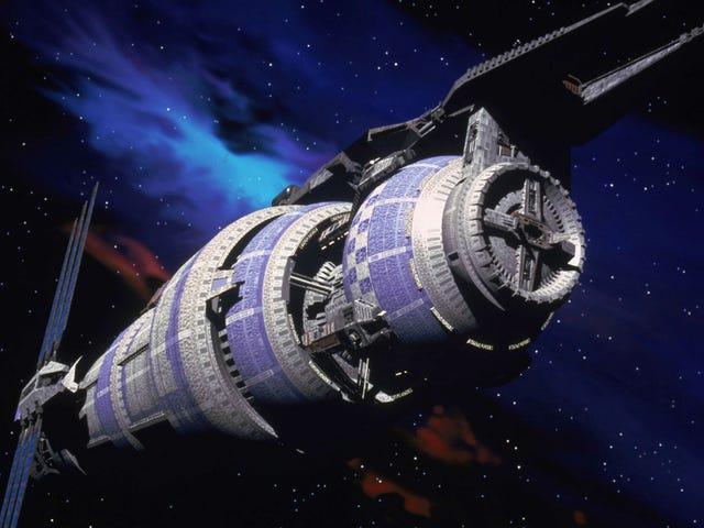 The Strange, Secret Evolution of Babylon 5