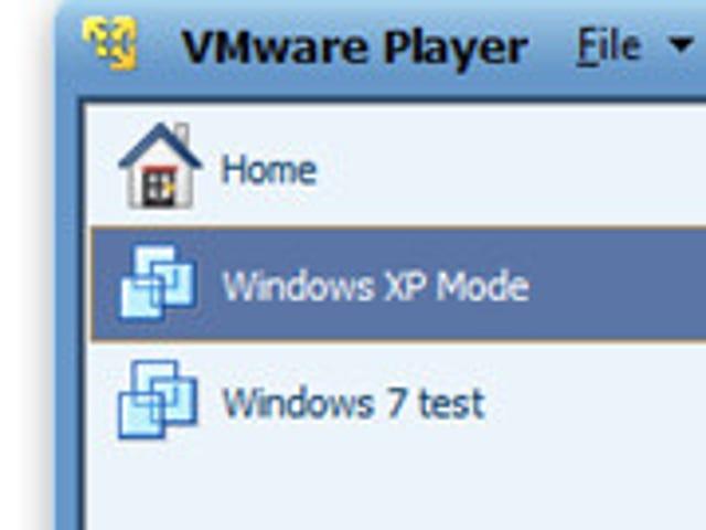Run XP Mode on Windows 7 Machines Without Hardware Virtualization