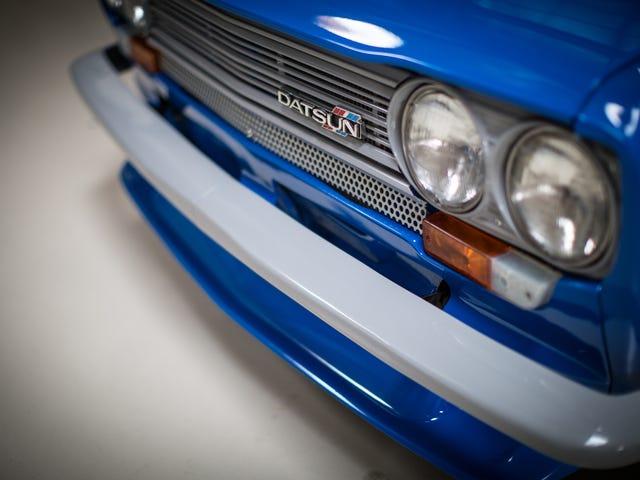 Why Datsun Should Make a Come Back