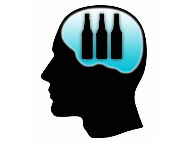 O que acontece ao seu cérebro quando você fica bêbado?