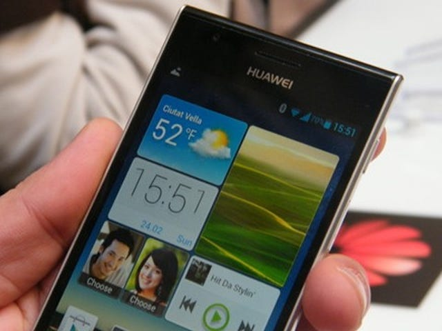 Huawei Claims It Has the World's Fastest 4G Phone—But Who Really Cares?