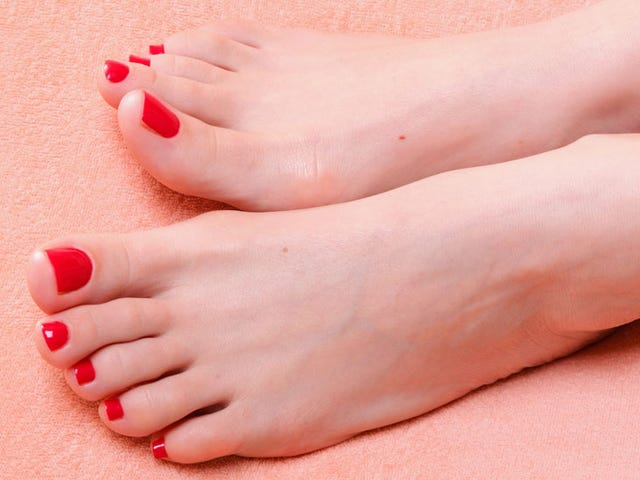 Pregnancy Can Make Your Feet Bigger…Forever