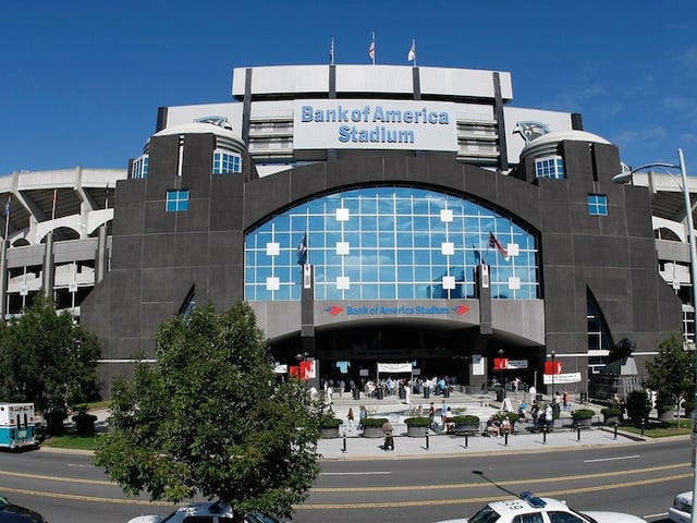 Sanity: The Panthers Aren't Getting Taxpayer Money To Renovate Their 17-Year-Old Stadium