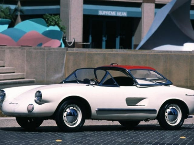 1960 Enzmann 506 Spyder