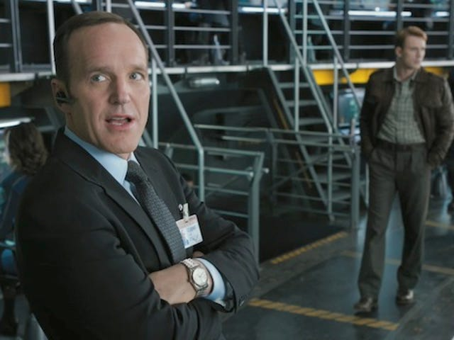 Joss Whedon explains why he brought Agent Coulson back to life for S.H.I.E.L.D.