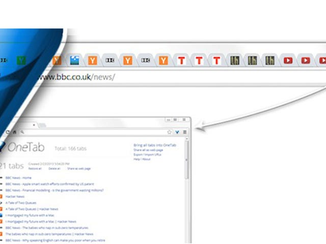 Rein in Your Gazillion Browser Tabs With This Handy Chrome Extension