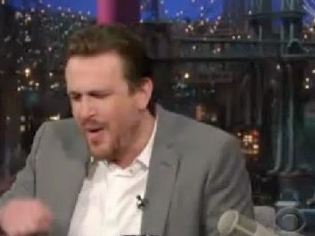 Studio Exec Forces Jason Segel to Lose Weight, Since Thin Women Don't Marry Chunky Guys