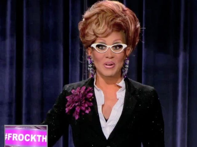 Drag Queen Refers to Black Contestants as 'The Help'