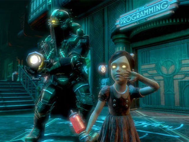 BioShock 2 PC DLC Uncanceled