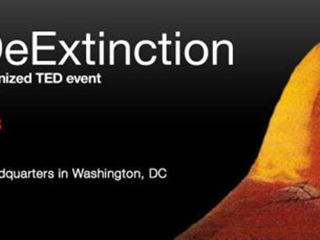 Is de-extinction possible? Find out right now.