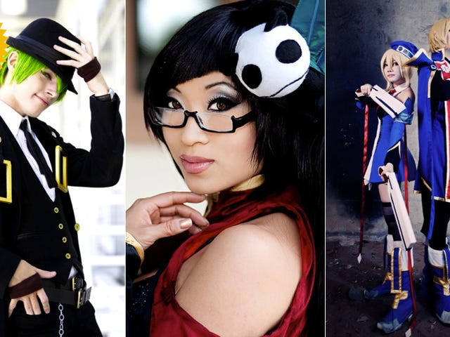 This BlazBlue Cosplay Will Knock Your Teeth Out