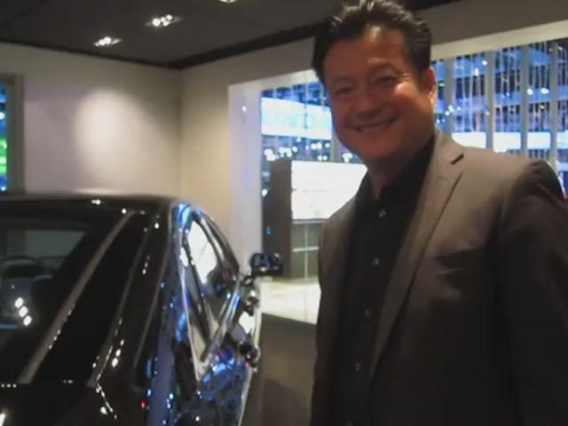 Chief Designer Of Lincoln MKZ Explains Why It's Not A Hatch